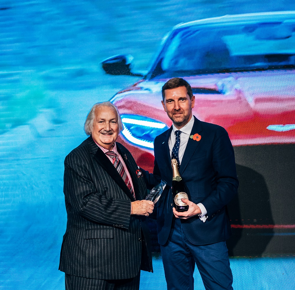 Aston Martin named Luxury Brand of the Year