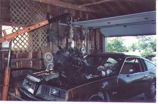 V8 Swap 1980 Sunbird,  late 70's,