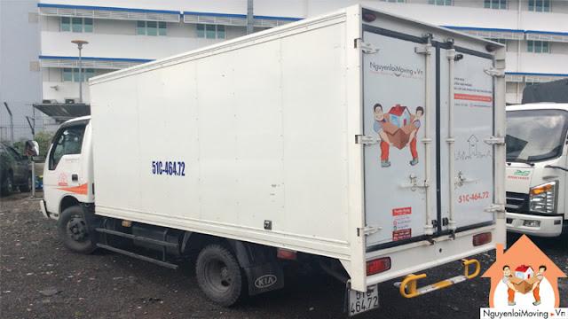 Dịch vụ cho thuê xe 1.5 tấn