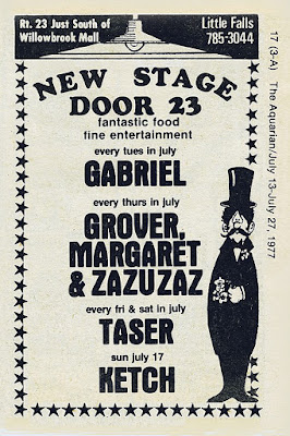 Stage Door 23 band lineup