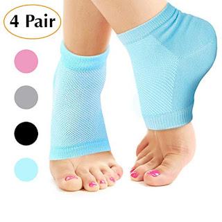nadocare dry feet lotion socks
