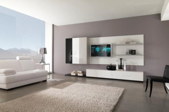 Minimalist Appearance on the Living Room Furniture
