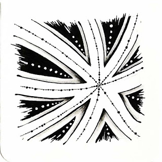 Inspired by the tangle Intersection