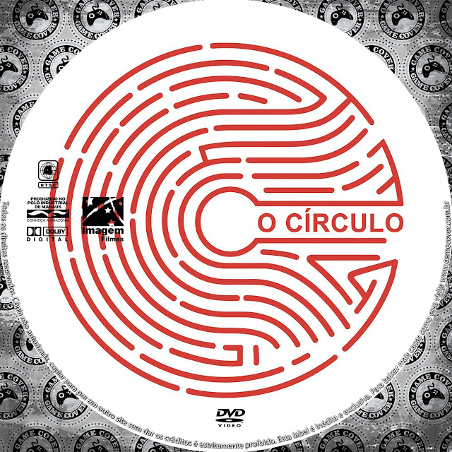 Label DVD O Círculo [Exclusiva]