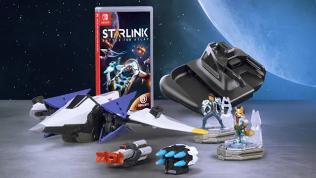 Starlink: Battle for Atlas contará con Star Fox en la versión de Switch