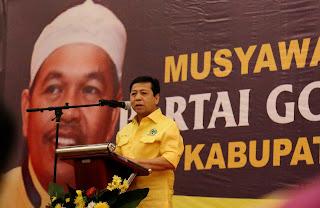 Tolak Ridwan Kamil, Ratusan Pengurus Kecamatan Golkar Mengadu ke Mahkamah