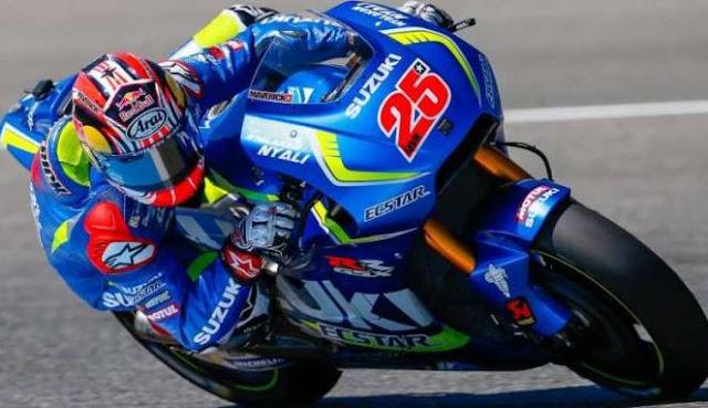 Komentar Vinales Tentang Suzuki di Sachsenring, Jerman