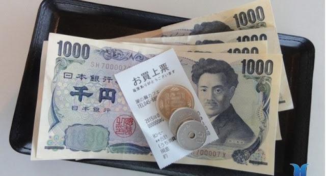 Đổi tiền Nhật Bản 4