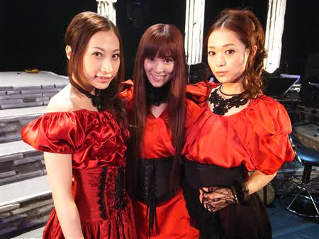 Kalafina Red Moon concert