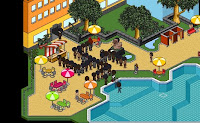 Ataque Anonymous a Habbo