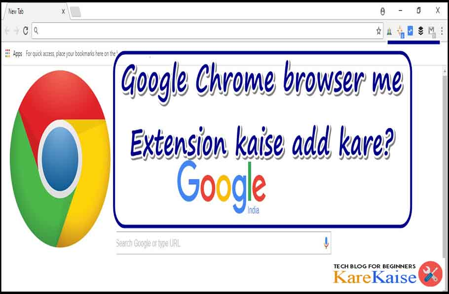 google-chrome-Browser-me-extension-kaise-add-kare
