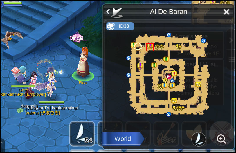 Ragnarok Online Mobile Diaries: AL DE BARAN : The Riddle of