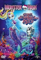 Monster High: the Great Scarrier Reef (2015) Poster