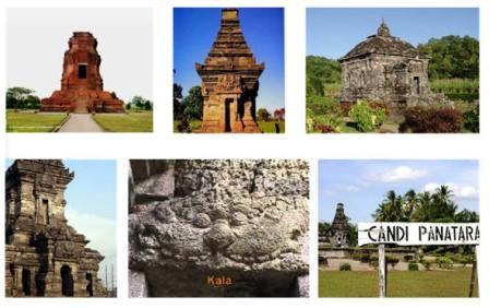 Daftar Nama Candi Di Jawa Timur