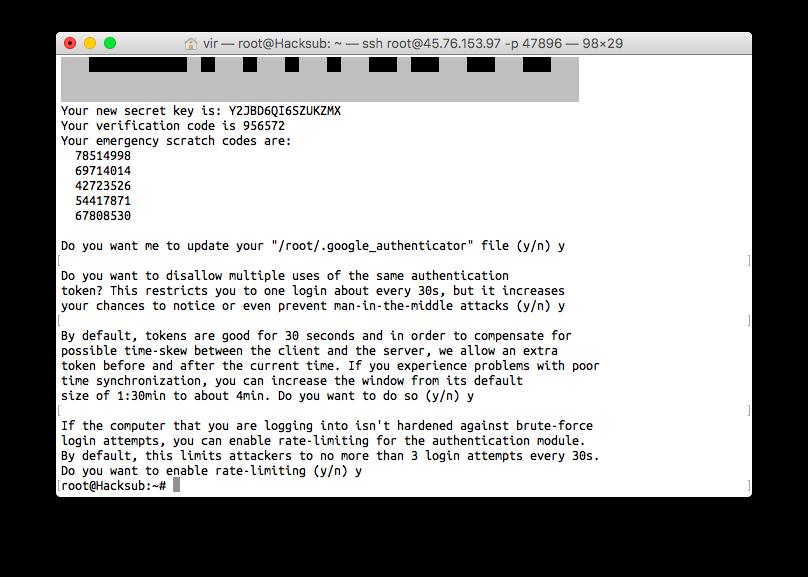 Tăng Cường Bảo Mật Cho SSH Server - HVA Zone