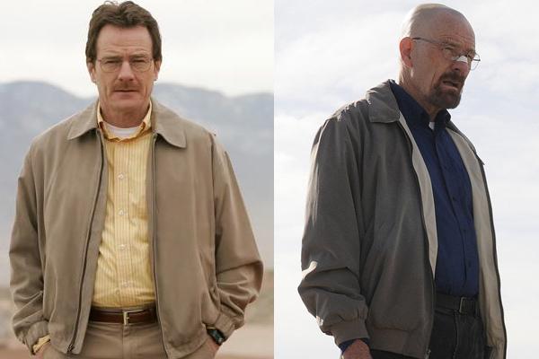 Evolución de Walter White en 'Breaking Bad'