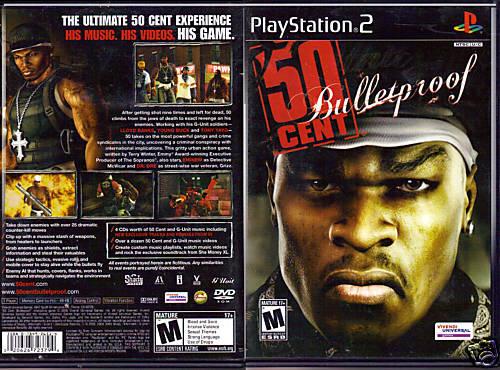 Download Game 50 Cent Bulletproof Pc