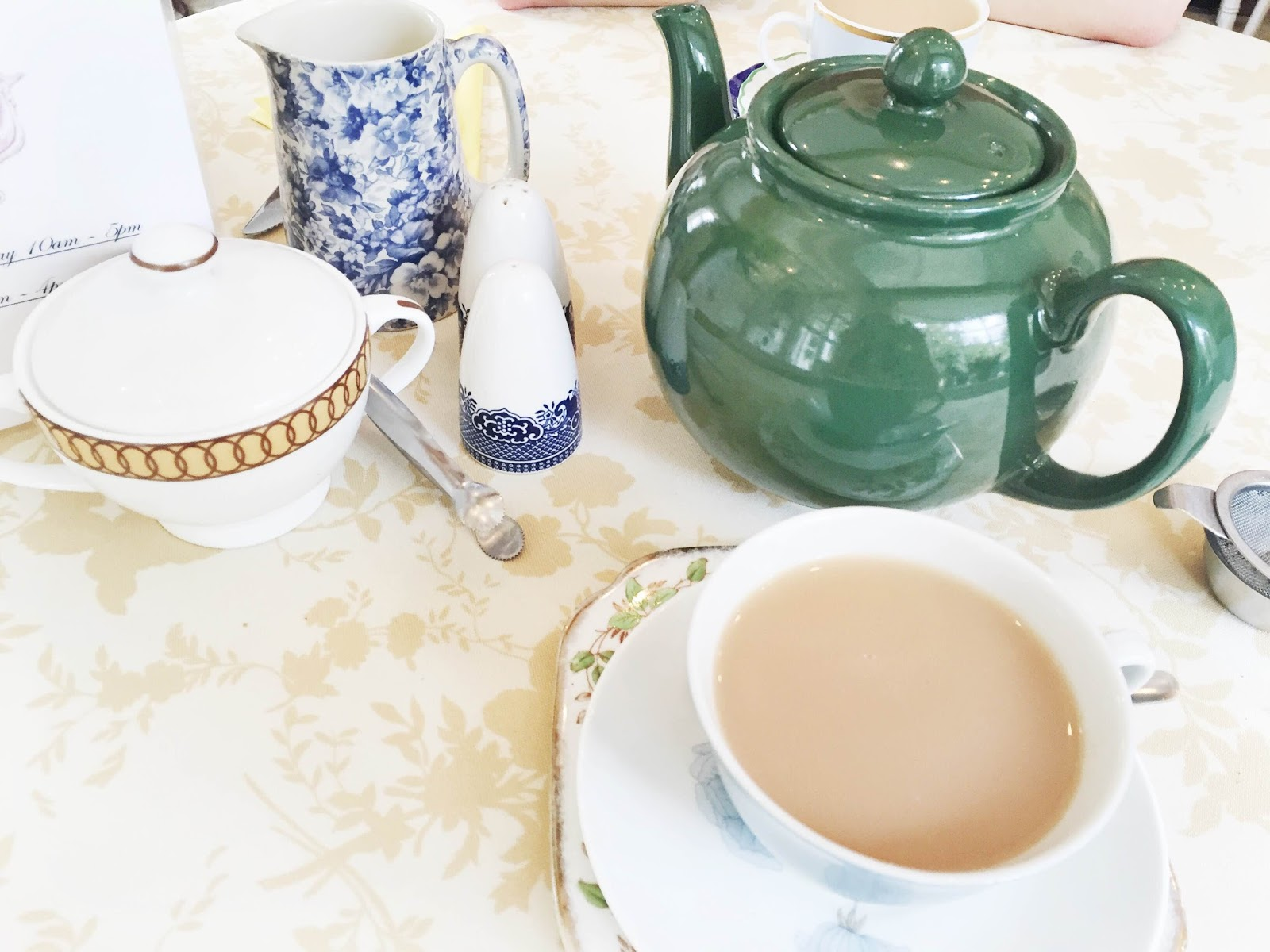 The Whitmore Tea Room Second Visit Milkyte4 Beauty