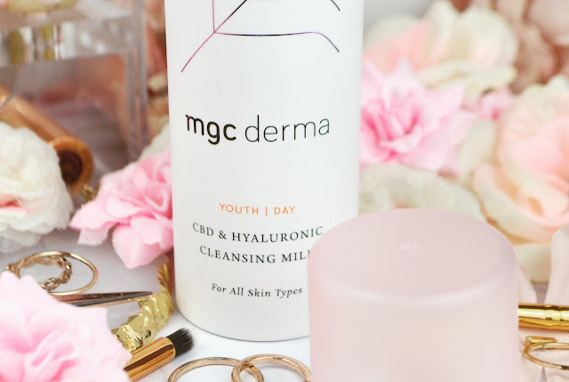 MGC Derma's CBD & Hyaluronic Cleansing Milk: Reviewed, Lovelaughslipstick Blog