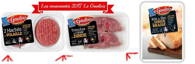 viande volaille Le Gaulois