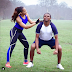 This photo of Kanu Nwankwo and his wife, Amara is the wish of every couple