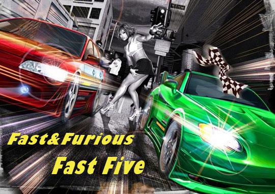 Fast and Furious 5 Wallpaper | Wallpaperholic