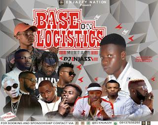 Mixtape: Dj Enjazzy – Based On Logistic tha mixtape | @djenjazzy