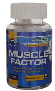 Muscle Factor Weight Gainer Capsule