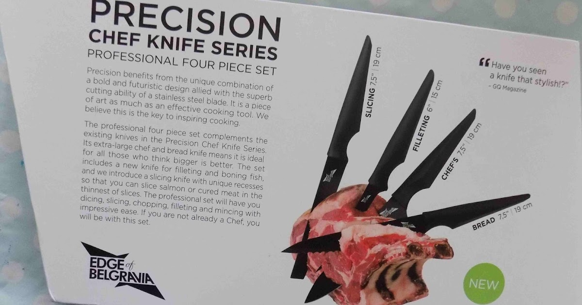 Giving Knives As A Wedding Gift Bad Luck : ... Family Reviews: Edge of Belgravia Precision Chef Knife Series review