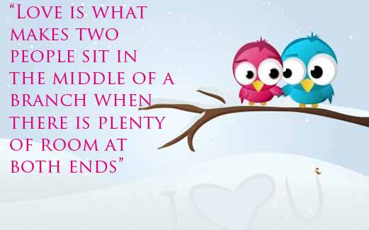 Funny Pictures Gallery: Cute In Love Quotes, Short Cute