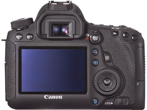 LCD Canon EOD 6D