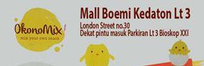 Bursa Kerja Lampung Terbaru Dari OKONOMIX Restoran Mall Boemi Kedaton April 2017