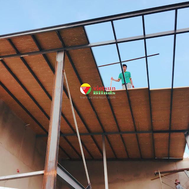 Mành tre trúc chống nắng tích hợp nhiều điểm đặc thù có thể giúp bảo vệ ngôi nhà của bạn.