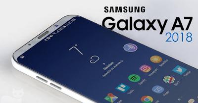 Cara Hard Reset / Factory Reset Samsung Galaxy A7 2018 - Reset Kata Sandi, PIN, Pola kunci