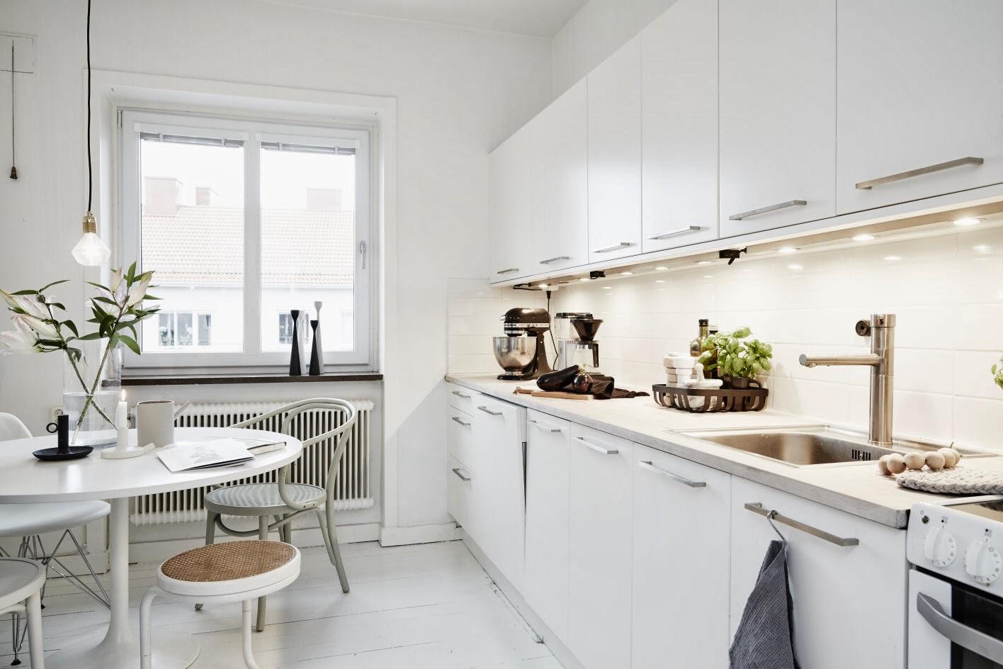 Best Kitchen Gallery: My Scandinavian Home The Beautiful Apartment Of A Swedish Interior of Swedish Home Design  on rachelxblog.com