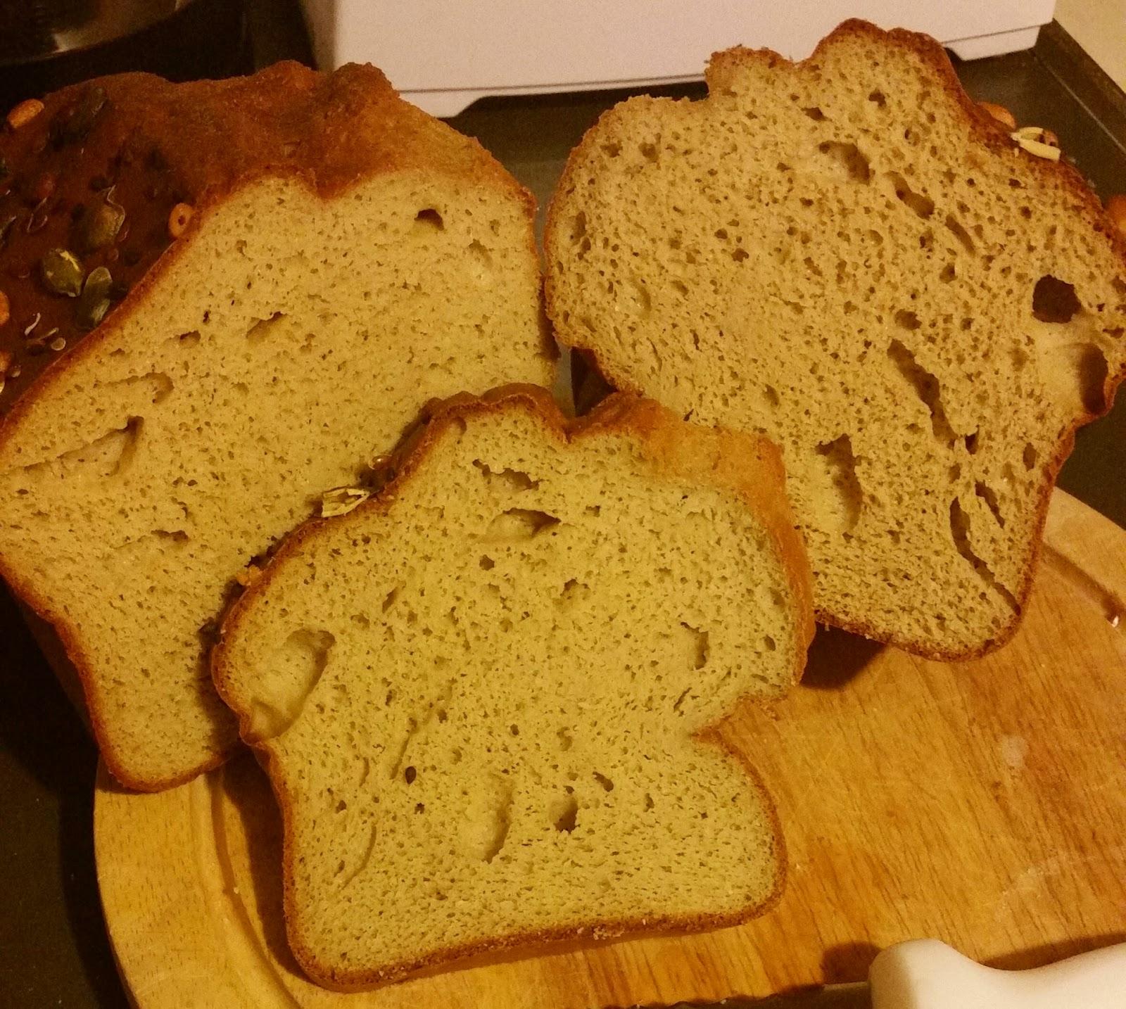 Viki Egyszerű Konyhája: Paleo fehér kenyér, szénhidrát..