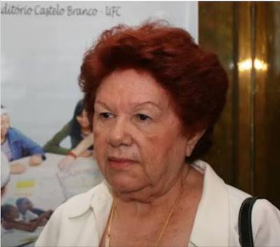 LUTO - Pioneira, Simone de Souza formou gerações de historiadores cearenses