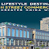 Palpable retail spaces at PKS Town Central in Noida Extension