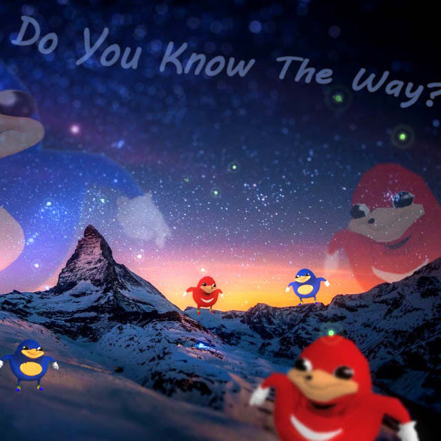 Do You Know The Way Wallpaper Engine