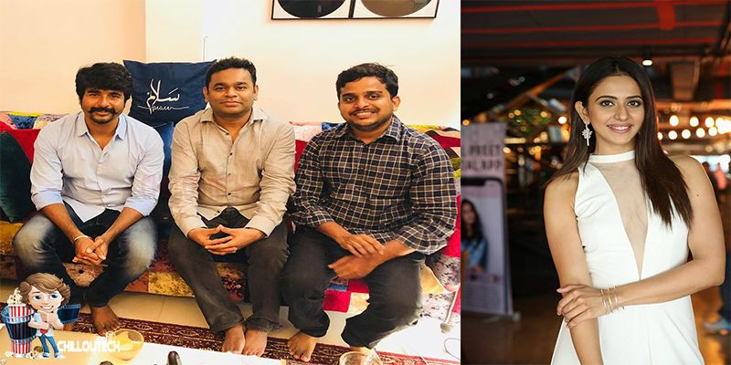 Sivakarthikeyan pair with Rakul Preet Singh | Alien | AR Rahman music | Indru Netru Naalai