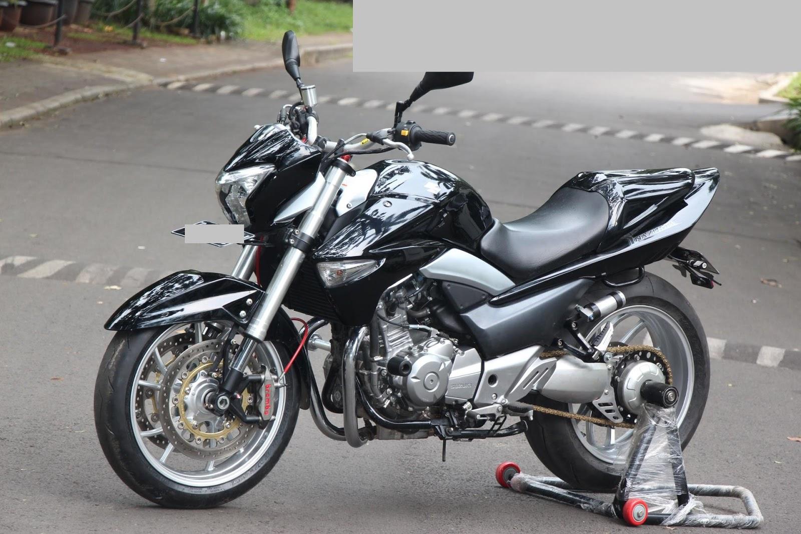 Daftar Harga Motor Suzuki Inazuma