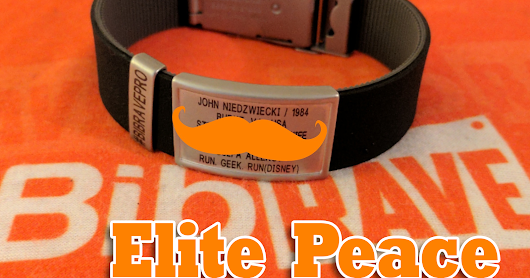 Elite Peace of Mind: Road ID Wrist ID Elite Review | BibRavePro