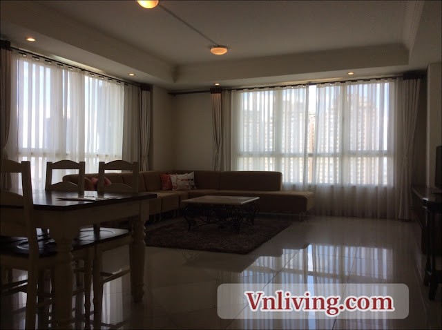 3 Bedrooms The Manor apartment for rent 162 sqm fully furnished