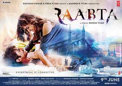 Raabta (2017) 700mb Full Download DVDCAM