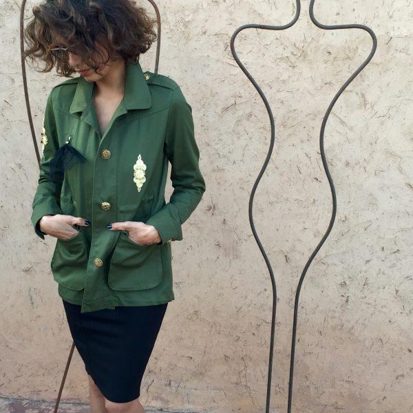 Sarah Maj Marrakech