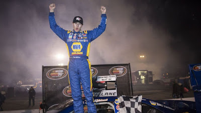 Young Todd Gilliland had a very busy #NASCAR Weekend.