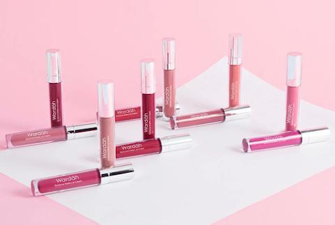 Review Wahdah Exclusive Matte Lip Cream - Pink Me