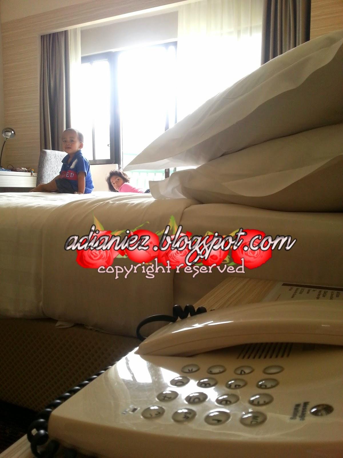 CUTI SEKOLAH KAMI ~ 3 HARI 2 MLM DI COPTHORNE HOTEL CAMERON HIGHLANDS
