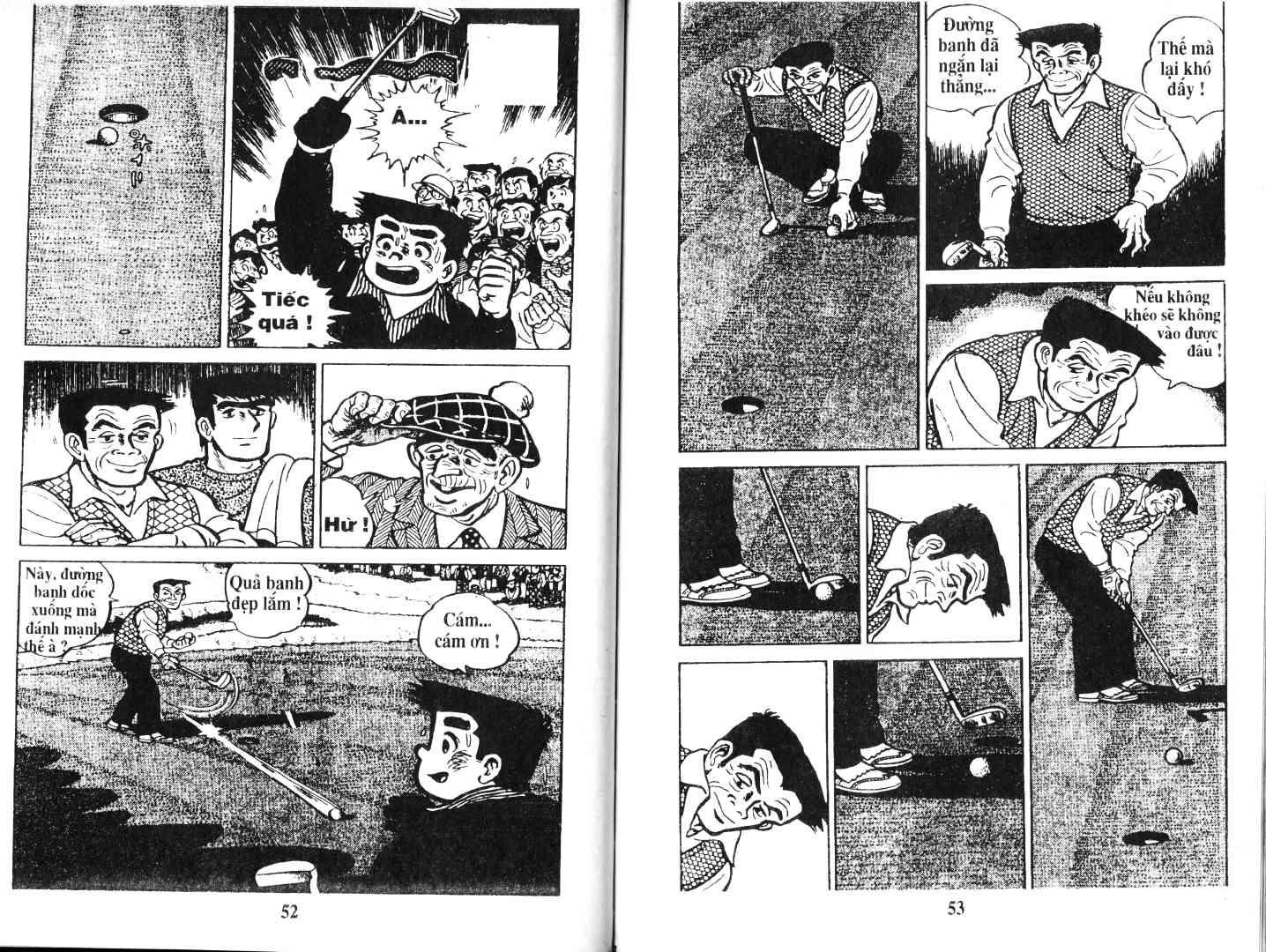 Ashita Tenki ni Naare chapter 51 trang 25