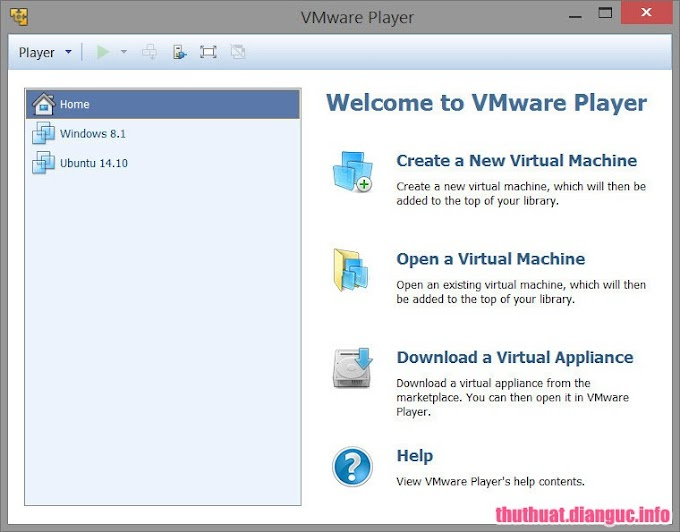 Download VMware Workstation Player 15.0.4 Full Cr@ck